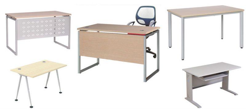bàn gỗ chân sắt thanh lý