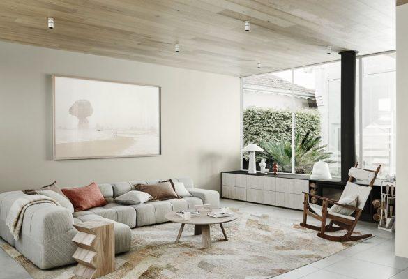 bàn ghế phòng khách đẹp rof